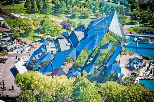 billets pour le parc d'attraction du futuroscope