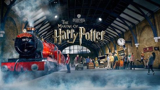 studios warner bros harry potter